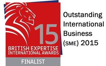 EDI Shortlisted for British Expertise Award