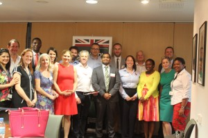 UKTI Mission to Tz & Uganda - Delegates